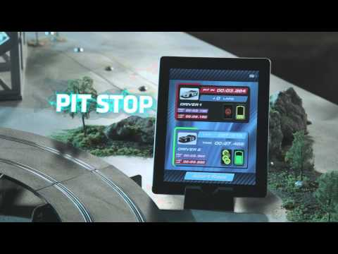 Scalextric ARC One Kids TV Ad October 2014