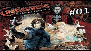 Castlevania: The Dracula X Chronicles - Ep.-01 EL REMAKE DE RONDO OF BLOOD Y EL PORT DEL REQUIEM