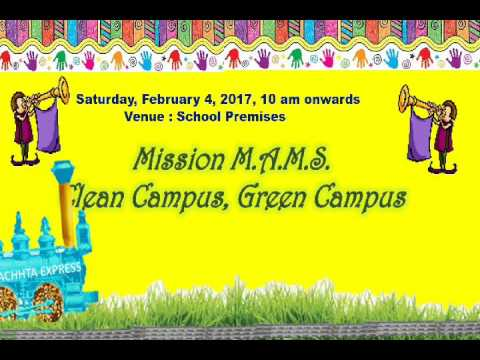Annual Day Invitation Maharaja Agrasen Model School Youtube