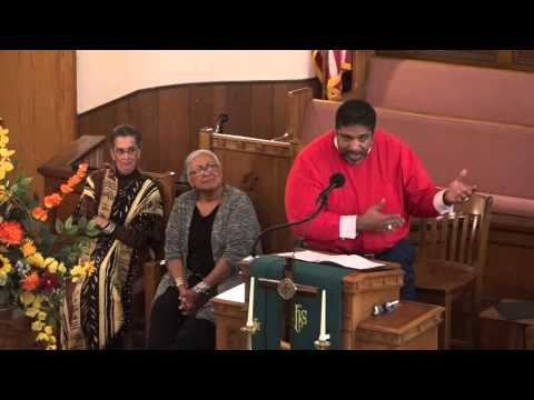 Reverend William Barber II Addresses Daily Kos Connects Asheville