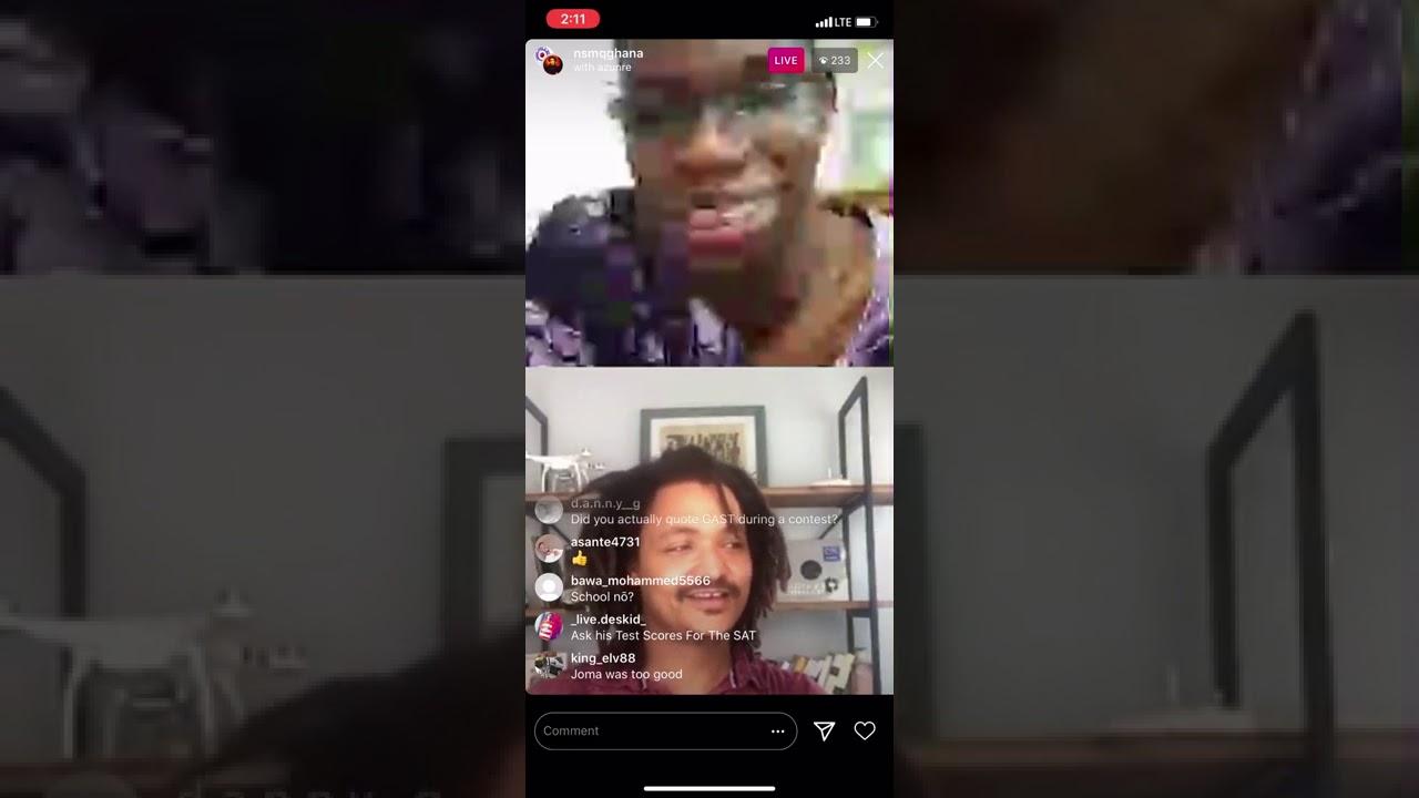 Ghana chat