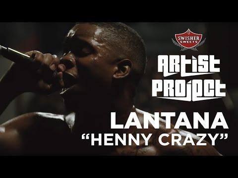 "Lantana - ""Henny Crazy"" (LIVE) @ Pack Night Cincinnati / Swisher Sweets Artist Project"