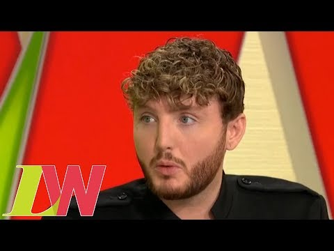 James Arthur on Battling His Demons and Making New Music   Loose Women