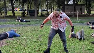 The Last of us - Part one I  Gamified Krav Maga Training by train2protect