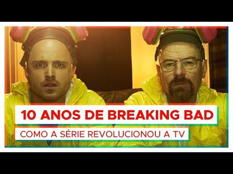 10 ANOS DE BREAKING BAD | Pq a série é um marco da TV?