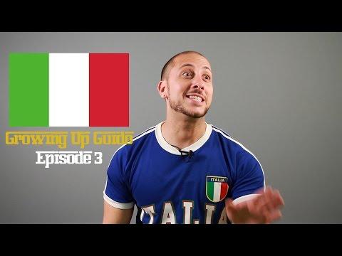 Growing Up Guido - Italians vs. iTalians (Episode 3)