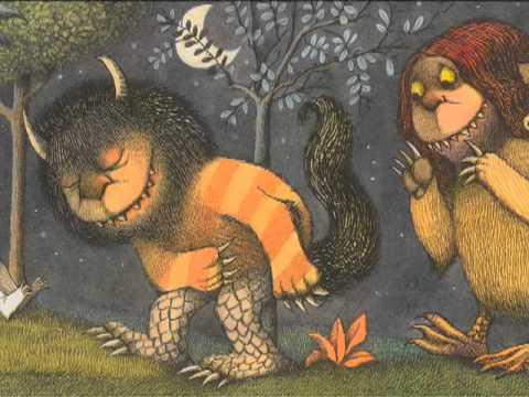 Nel paese dei mostri selvaggi di Maurice Sendak Babalibri MI