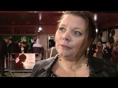 Joanna Scanlan   The Invisible Woman Premiere