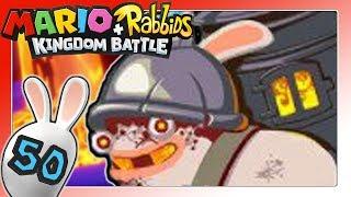 Luigi springt ins kühle Ziel 🐰 MARIO + RABBIDS KINGDOM BATTLE Part 50