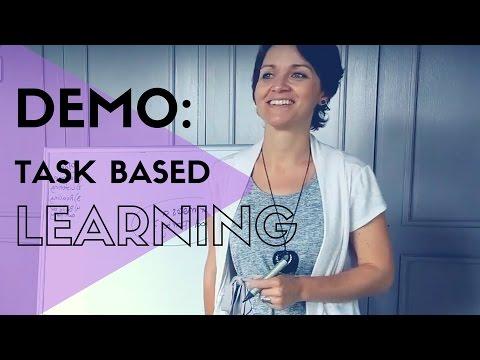 Demo: Task-Based Learning - International TEFL Academy