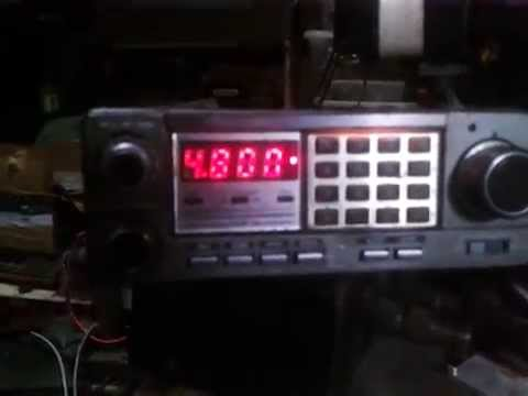 4F1KJA Restored the Kenwood TR-7950 Display