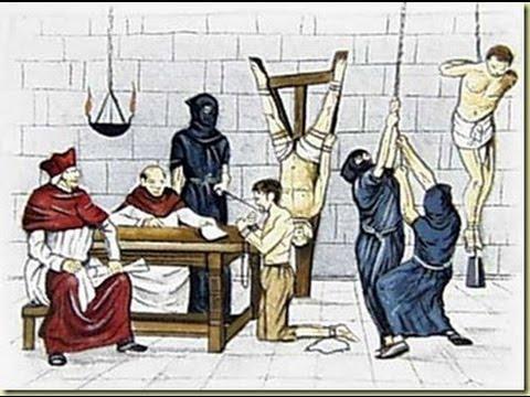 LA SANTA INQUISICION - Archivos Secretos
