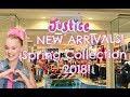 Justice Clothing New Arrivals Spring 2018 HAUL 'Shop Til U Drop' Q Kids Lights Shine Bright Channel