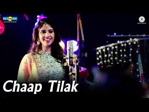 Chaap Tilak by 92.7 BIG FM | Suro Ki Nau Deviya | Shivangi Bhayana | Samarpit Golani | Navratri Spl
