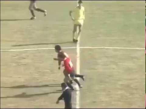 Ricardo Giusti vs Liverpool (Intercontinental 1984)