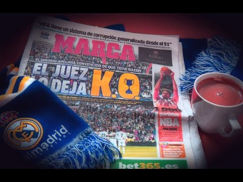 Что в газете? #1 MARCA