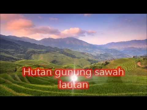 Lagu Wajib Nasional - Ibu Pertiwi