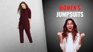 Top 10 Women's Jumpsuits / 50-80% Off Women's Fashion! | Valentines Gift Ideas 2019