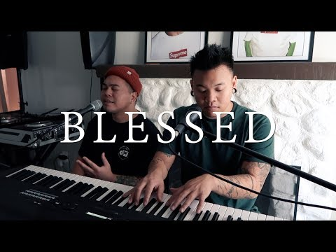 Blessed - Daniel Caesar (Cover) Ft. Jeff Bernat | AJ Rafael