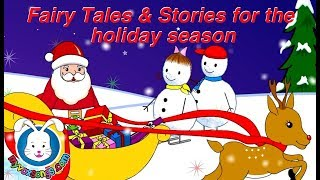 Christmas Stories & Fairy Tales incl. Cinderella, Goldilocks & The Lonely Snowman