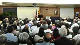 120 phút với Linh mục Nguyễn Văn Khải tại Trung Tâm Văn Hoá Việt Mỹ San Jose