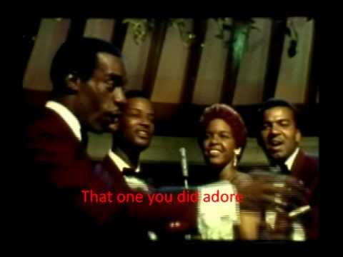 You'll never know - The Platters
