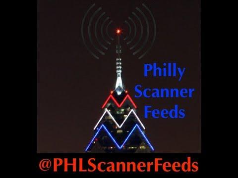 SCANNER AUDIO + VIDEO: Philadelphia Police Vehicle Pursuit, 5-9-18