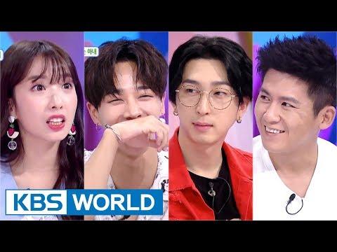 Hello Counselor - Hong Kyungmin, Lee Gikwang, Sleepy, Jisook [ENG/THA/2017.09.18]