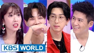 Hello Counselor - Hong Kyungmin, Lee Gikwang, Sleepy, Jisook [ENG/THA/2017.09.18]