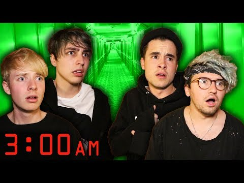 The Final Night at Haunted Queen Mary Ship (w/ KianAndJc)
