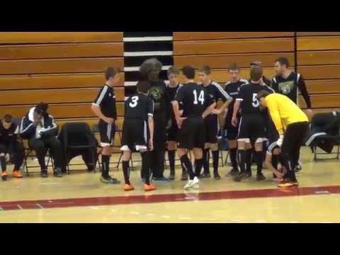 Barbarians U16 Boys vs U16 Boys Futsal Factory Academy