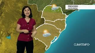 Previsão Sul – Predomínio de sol