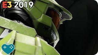 HALO INFINITE Announcement Trailer (2020) E3 2019