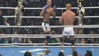 Karam Gaber Ibrahim vs Kazuyuki Fujita
