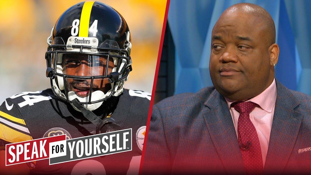 Jason Whitlock talks Antonio Brown vs Jerry Rice, T.O. vs the HOF | NFL | SPEAK FOR YOURSELF