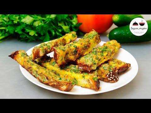 Как приготовить Гренки в духовке  Быстрый, вкусный, красивый завтрак Toast In The Oven