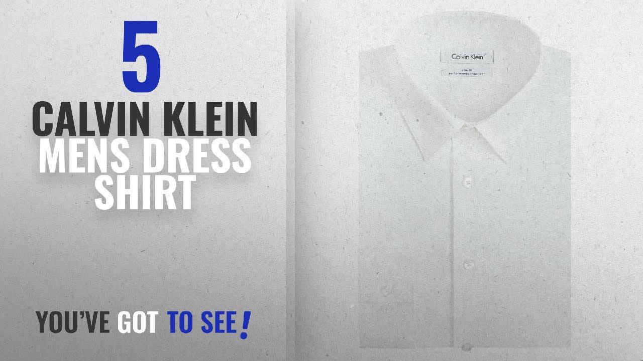 Top 10 Calvin Klein Mens Dress Shirt Winter 2018 Calvin Klein