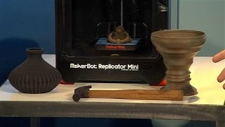 CES 2015: MarkerBot CEO On The Future Of 3-D Printing