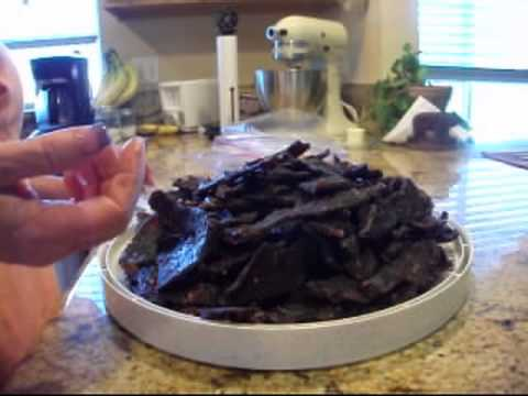 Linda's Pantry How To Make Homemade Beef Jerky For Food Storage