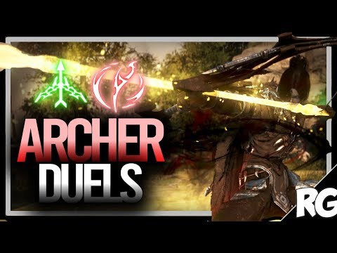 Archer Vs Musa (FT. Shakybay) - Archer PvP | BDO
