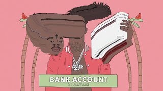 If 21 Savage had 1000 M's in his Bank Account
