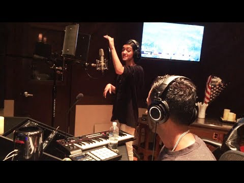 Baby Love feat. R.City (In Studio with RedOne)