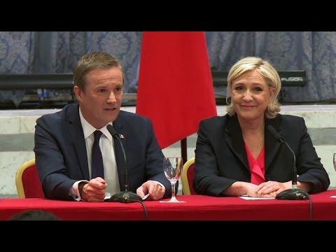 French vote: Le Pen announces eurosceptic PM pick if elected