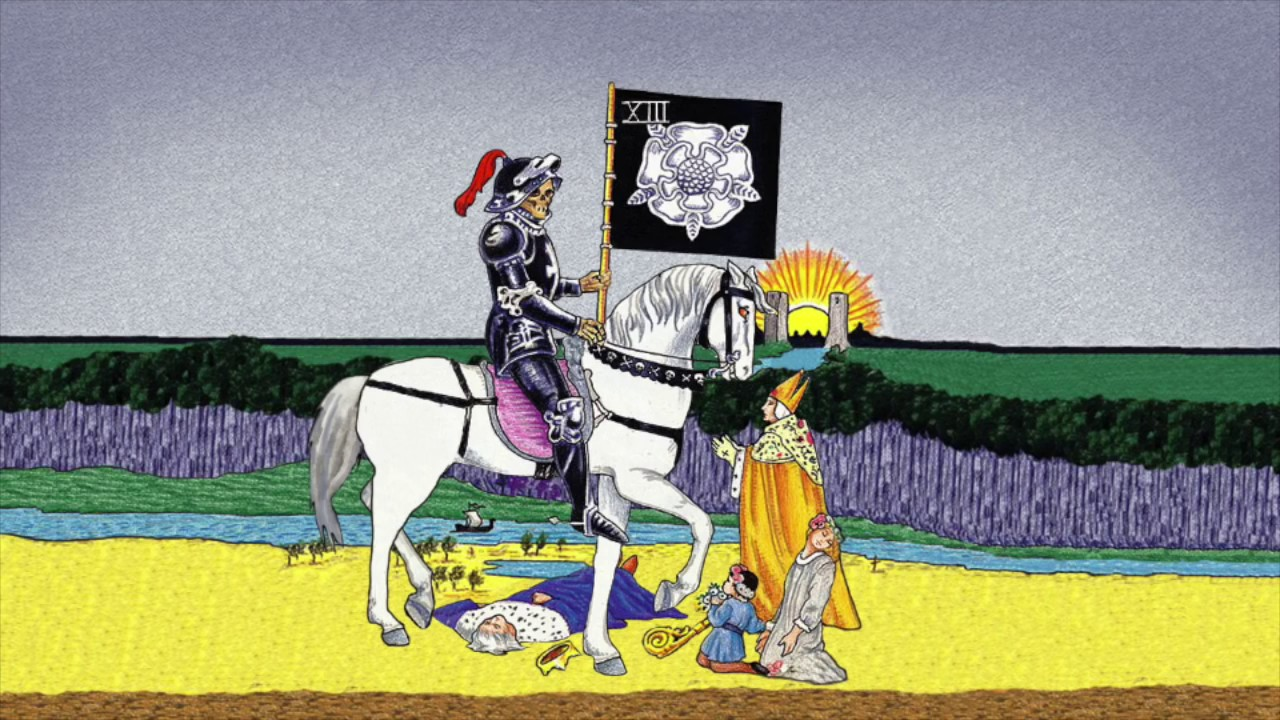 A Taste of Tarot: Scorpio & the Death Card