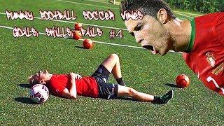 Funny Football Soccer Vines - Goals, Skills, Fails #4