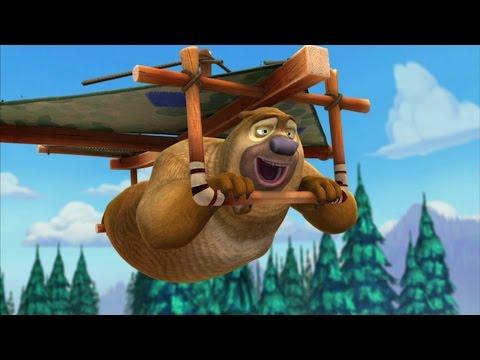 Медведи-соседи 🐻 | 2 сезон 6 серия | Высокий полет | Мультики детям