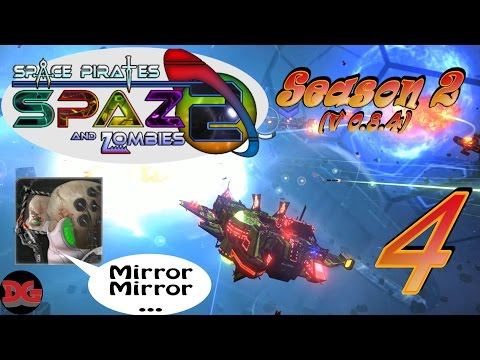 Space Pirates and Zombies 2 ► Let's Play Season 2 - Ep 4 ► Medium Strike Craft and Parts! (1440/60)