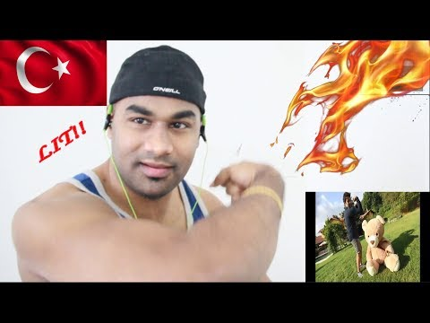 Emrah Karaduman - Cevapsiz Cinlama ft. Aleyna Tilki | (1ST) INDIAN REACTS TO TURKISH(TURKEY) MV