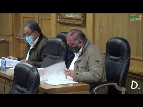 Pleno Concello de Xinzo