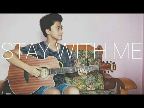 Stay With Me - Chanyeol & Punch (Goblin OST) Fingerstyle Cover